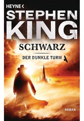 Buch »Schwarz / Stephen King, Joachim Körber« kaufen