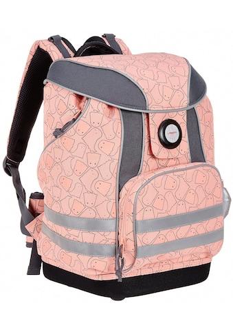 Lässig Schulrucksack »4Kids School Bag, Spooky Peach«, 3M™ Scotchlite™ Reflektoren-Reflektoren kaufen