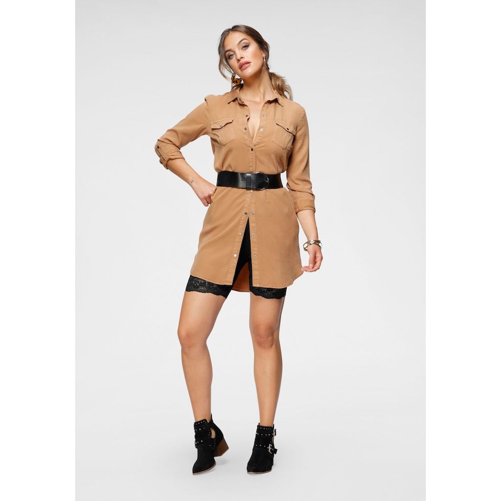 Vero Moda Jeanskleid »VMSILLA«