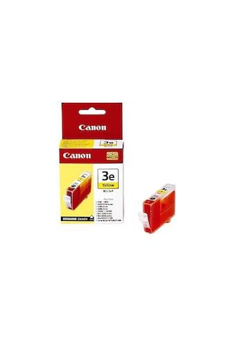 Canon Tintenpatrone »BCI - 3E Y« kaufen