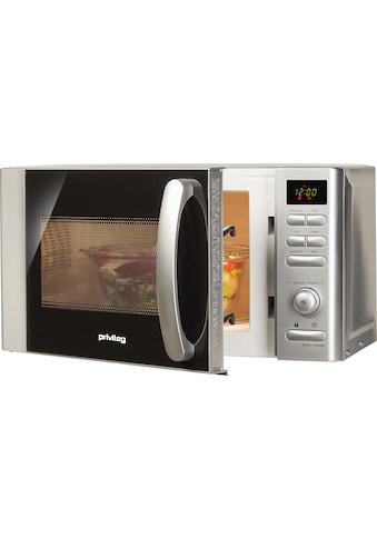 Privileg Mikrowelle »22875556«, Grill, 700 W, mit 9 Automatikprogrammen kaufen