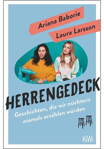 Buch »Herrengedeck / Ariana Baborie, Laura Larsson« kaufen