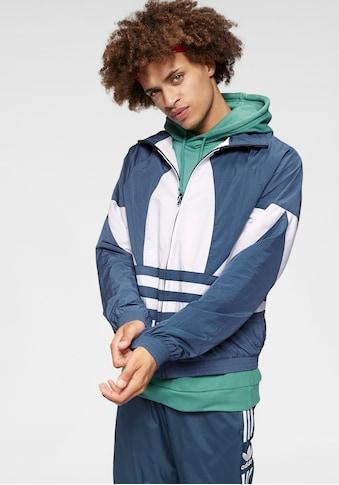 adidas Originals Trainingsjacke »BIG TREFOIL ORIGINALS JACKE« kaufen