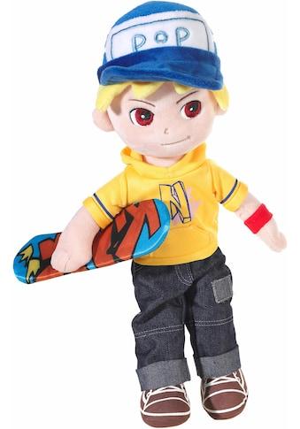 Heunec® Stoffpuppe »Magic Doll, Skater Boy 40 cm« kaufen