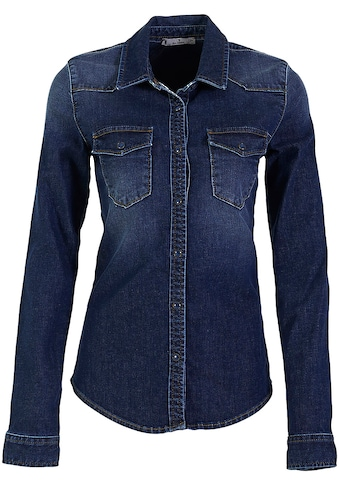 LTB Hemdbluse »LUCINDA«, mit aufgesetzten Brusttaschen kaufen