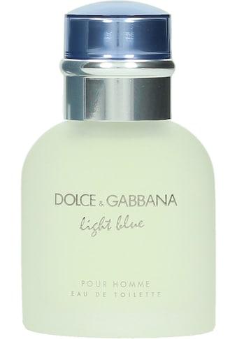 DOLCE & GABBANA Eau de Toilette »Light Blue Pour Homme« kaufen
