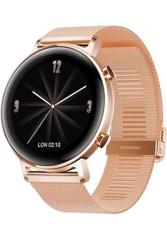 Huawei Smartwatch »Watch GT 2 Elegant« (, RTOS, 24 Monate Herstellergarantie kaufen