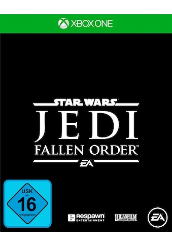 Electronic Arts Spiel »Star Wars Jedi: Fallen Order«, Xbox One kaufen