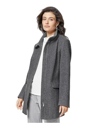 Woll - Jacke mit Stehkragen kaufen