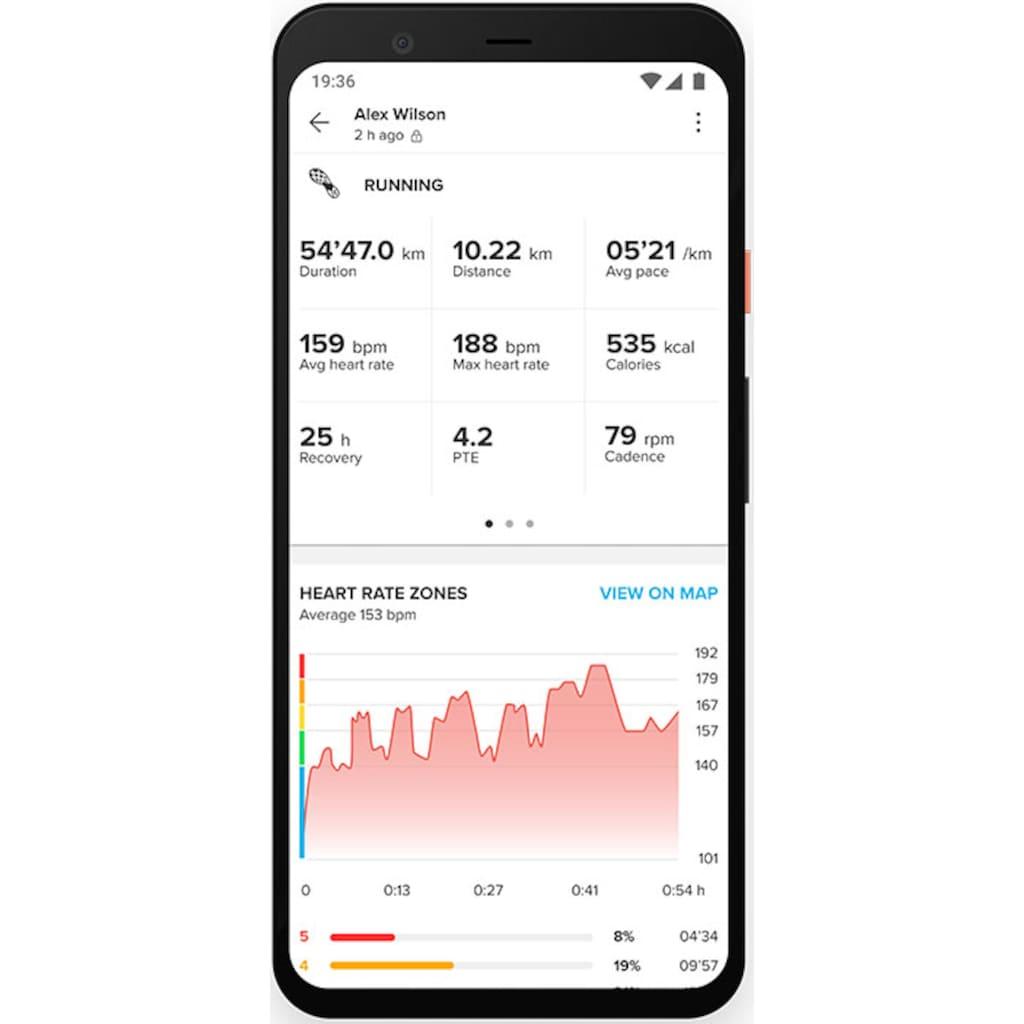 Suunto Smartwatch »SUUNTO 7« (, Wear OS by Google