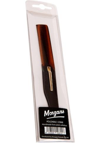 "Morgan's Bartkamm ""Foldable Moustache Comb"" kaufen"