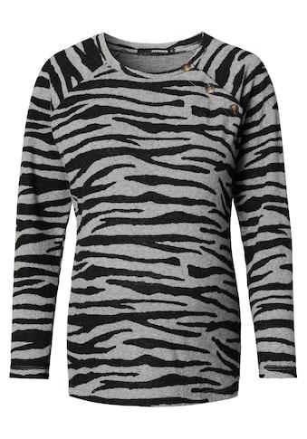 Supermom Langarmshirt »Nurs Zebra« kaufen