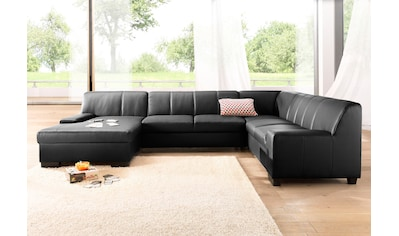DOMO collection Wohnlandschaft »Norma«, wahlweise mit Bettfunktion kaufen