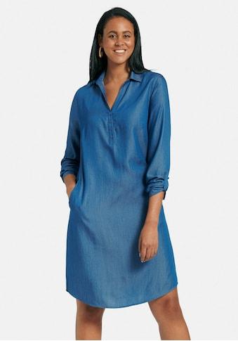 Emilia Lay Blusenkleid »zum Schlupfen«, mit kurzer Knopfleiste kaufen