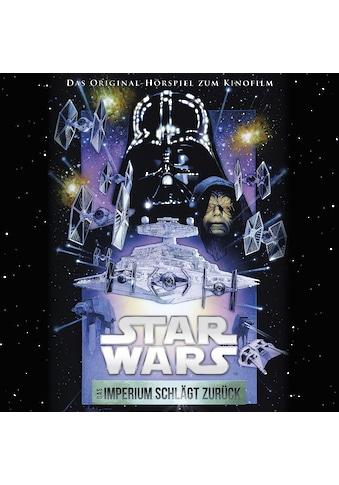 Musik-CD »Star Wars: Das Imperium Schlägt Zurück (Filmhör. / Star Wars« kaufen