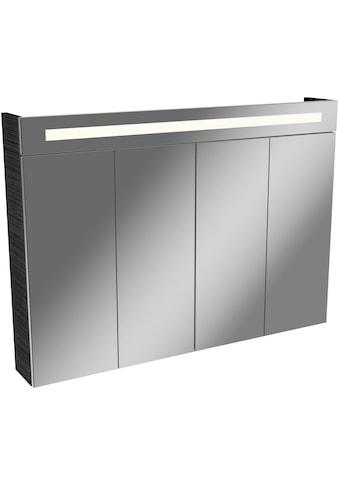 FACKELMANN Spiegelschrank »Twindy«, Breite 110 cm, 4 Türen, LED-Badspiegelschrank kaufen