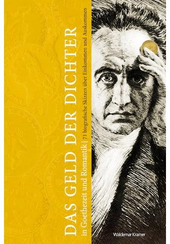 Buch »Das Geld der Dichter in Goethezeit und Romantik / Frank Berger« kaufen