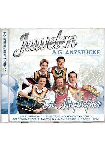 Musik-CD »Juwelen & Glanzstücke / Mayrhofner,Die« kaufen