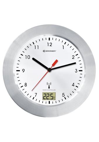 BRESSER Uhr »MyTime Bath weiß Funk - Baduhr« kaufen