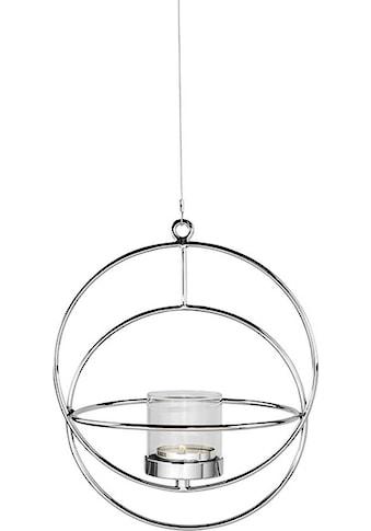 Fink Kerzenhalter »LUA«, Hängeleuchter, Kerzenleuchter, zum Aufhängen, rund, in Handarbeit hergestellt, verschiedene Größen erhältlich, ideal im Esszimmer & Wohnzimmer kaufen