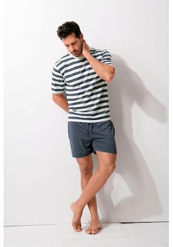 H.I.S Shorty, mit Streifenshirt kaufen