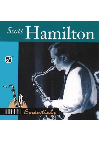 Musik - CD Ballad Essentials / Hamilton,Scott, (1 CD) kaufen
