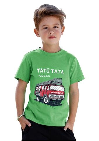 KIDSWORLD T-Shirt »PLATZ DA« kaufen