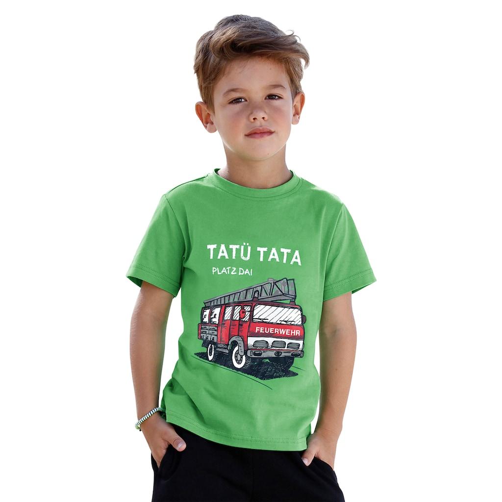 KIDSWORLD T-Shirt »PLATZ DA«
