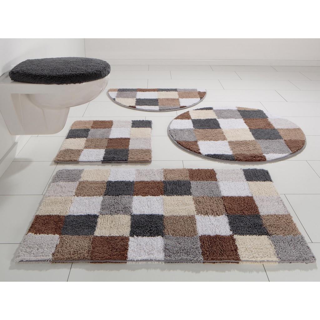 Home affaire Badematte »Kira«, Höhe 12 mm