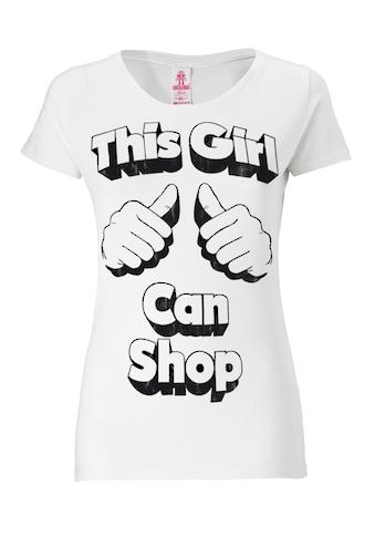 LOGOSHIRT T-Shirt mit witzigem Statement-Print kaufen
