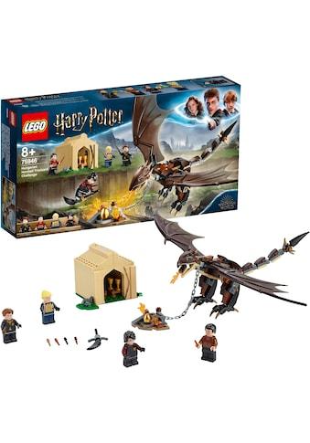 """LEGO® Konstruktionsspielsteine """"Das Trimagische Turnier: der ungarische Hornschwanz (75946), LEGO® Harry Potter™"""", Kunststoff, (265 - tlg.) kaufen"""