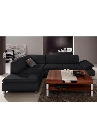 Max Winzer® Ecksofa »Toulouse«, mit klappbaren Armlehnen, Breite 271 cm kaufen