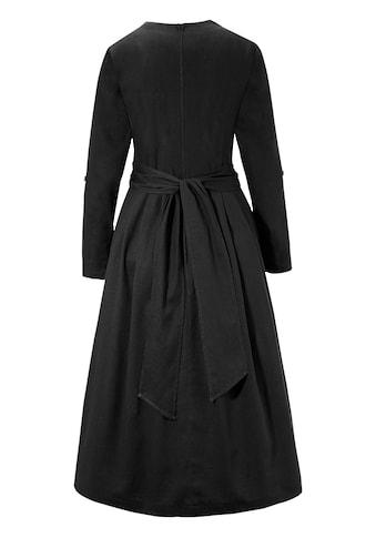 Trachtenkleid Damen mit Schleife im Rücken kaufen