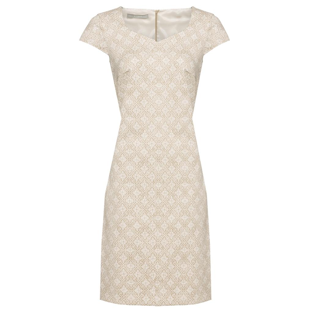 bianca Etuikleid »DIDY«, mit femininem Ornament-Print