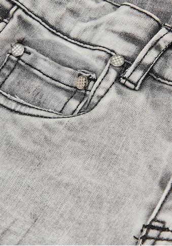 KIDS ONLY Jeansshorts »KONFINE«, mit offenen Saumkanten kaufen