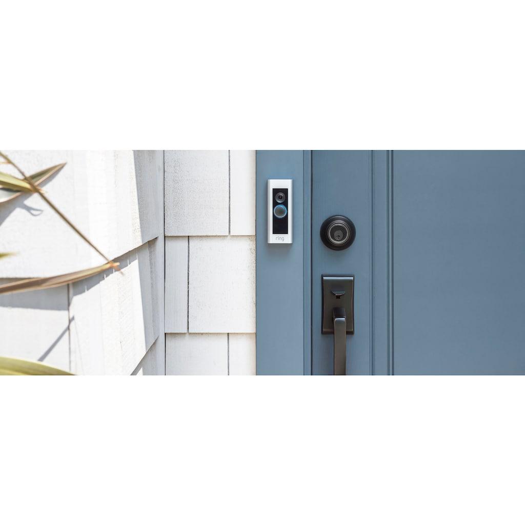 Ring Überwachungskamera »Video Doorbell Pro Plugin Smart«, Außenbereich