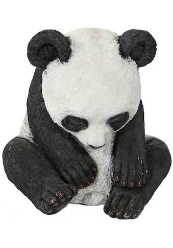 Casa Collection by Jänig Tierfigur »Panda, sitzend Kopf nach unten, H: 27 cm« kaufen