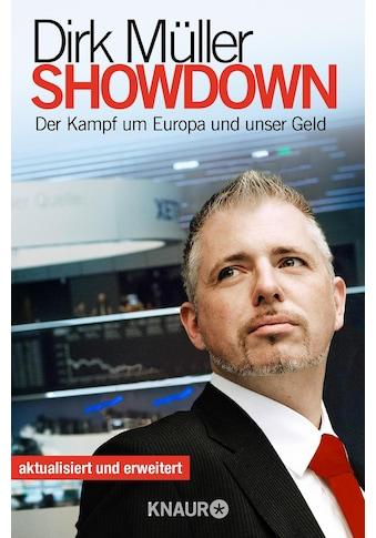 Buch »Showdown / Dirk Müller« kaufen