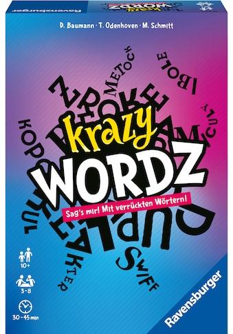 Ravensburger Spiel »Krazy Wordz«, Made in Europe, FSC® - schützt Wald - weltweit kaufen