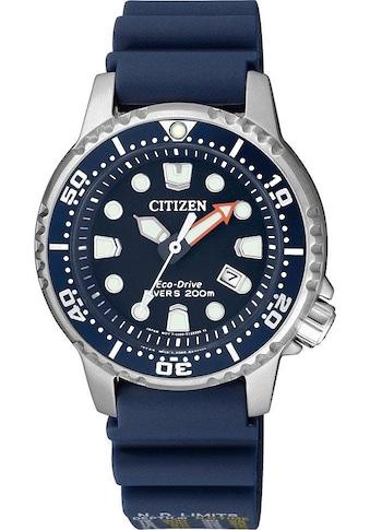 Citizen Taucheruhr »Promaster Marine Eco-Drive Diver 200m, EP6051-14L« kaufen