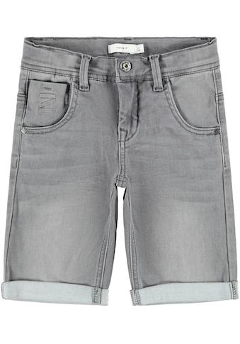 Name It Jeansbermudas »NKMTHEO DNMCLAS 5155 LON« kaufen