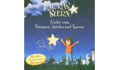 Musik-CD »Lieder Zum Träumen,Spielen Und Tanzen / Lauras Stern« kaufen