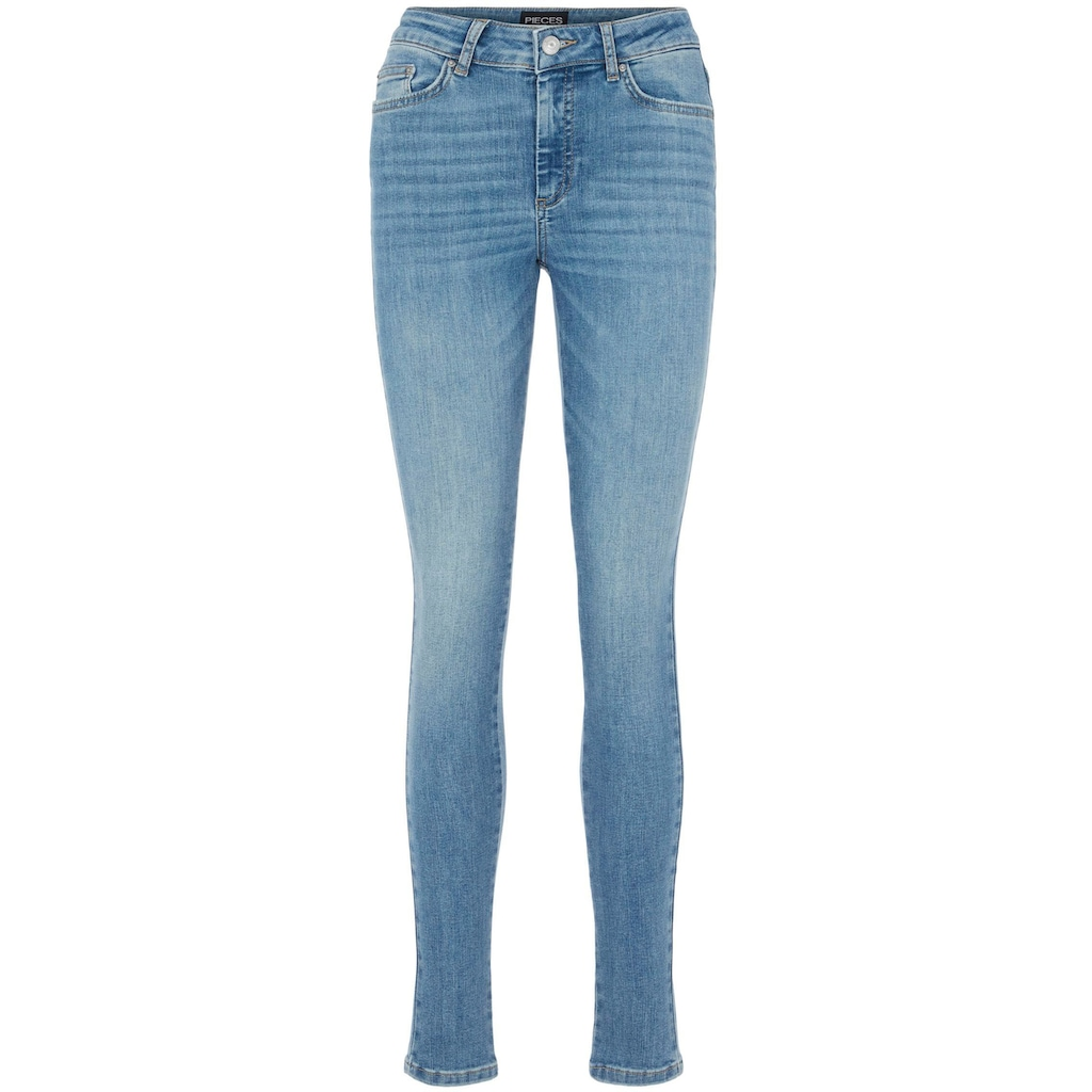 pieces Skinny-fit-Jeans »PCDELLY«
