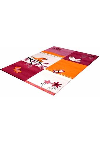 Kinderteppich, »Bambino 2103«, Sanat, rechteckig, Höhe 11 mm, maschinell gewebt kaufen