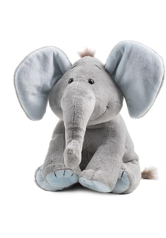 Schaffer® Kuscheltier »Elefant Baby Sugar, 25 cm, grau/hellblau« kaufen