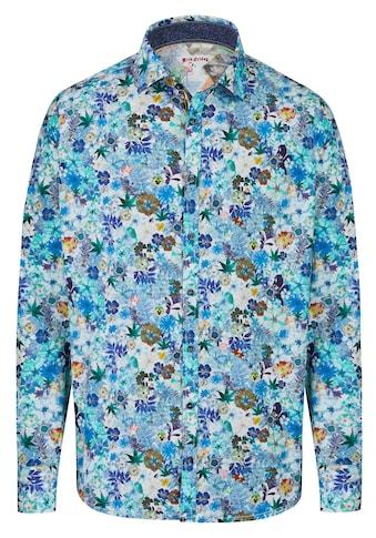 Rich Friday Langarmhemd mit floralem Print kaufen