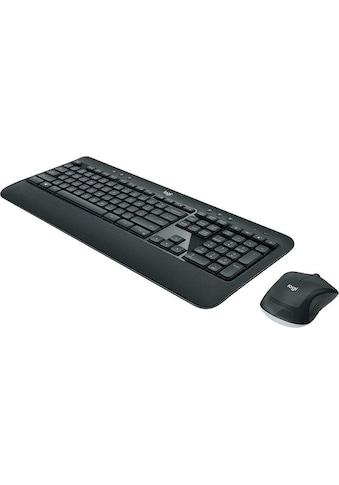 Logitech Tastatur- und Maus-Set »MK540 ADVANCED« kaufen