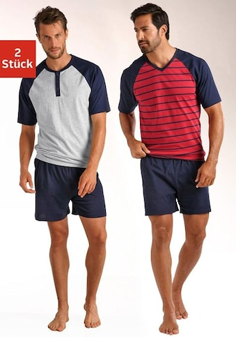 le jogger® Shorty, in kurzer Form, mit Raglanärmeln kaufen