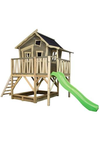 EXIT Spielhaus »Crooky 550«, B/T/H: 381/180/259 cm kaufen
