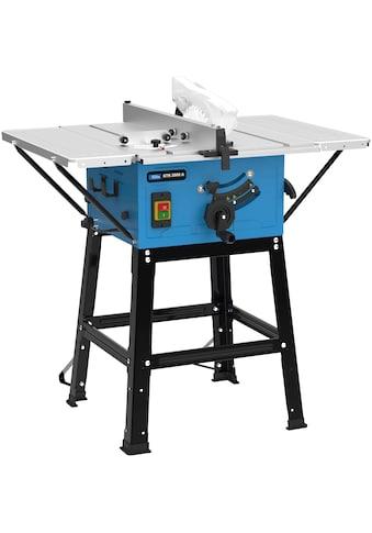 Güde Tischkreissäge »GTK 2000 A«, 2000 W, 250 mm, Hartmetallsägeblatt, Nullspannungsauslöser kaufen